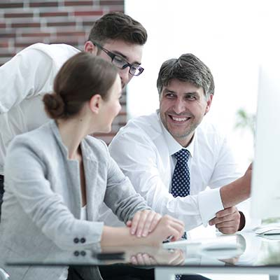 We understand our clients' needs as employers and hiring managers.